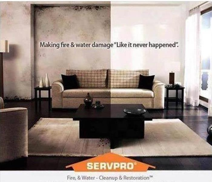 Water Damage Faster to your Claremont or Montclair Water Damage Event