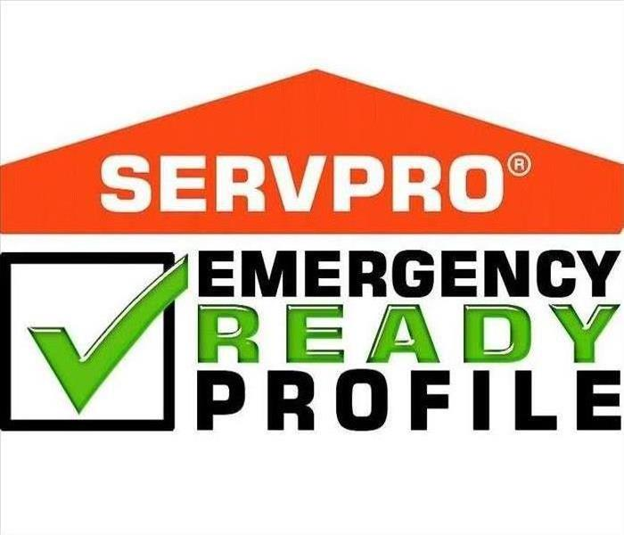 Flyer for the SERVPRO Emergency Ready Profile.