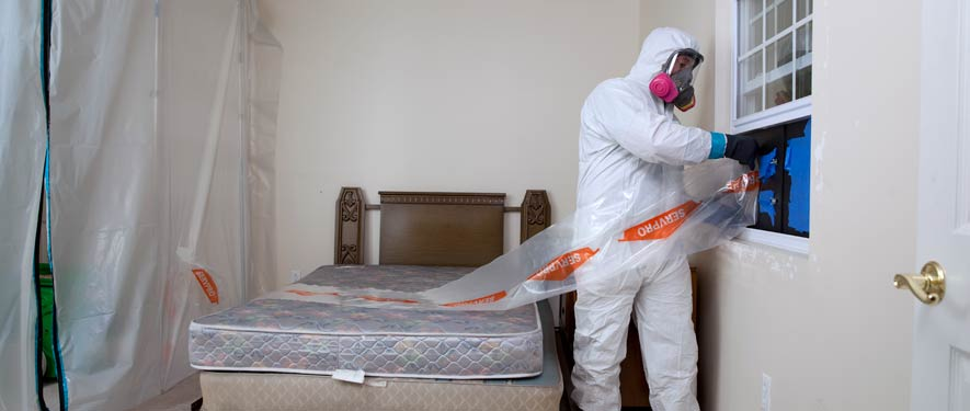 Claremont, CA biohazard cleaning