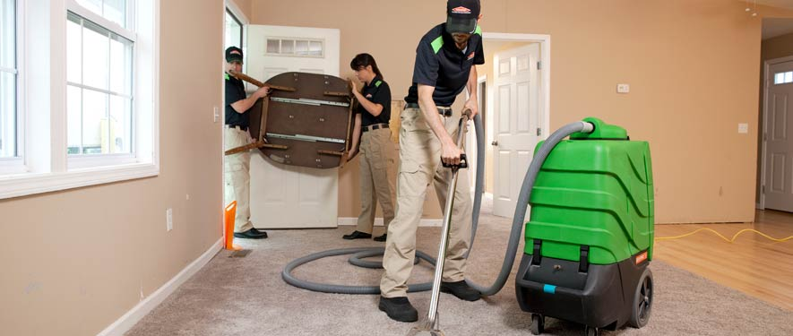 Claremont, CA residential restoration cleaning